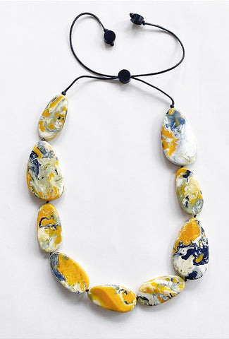 Sylca Designs Sara Necklace, Amber