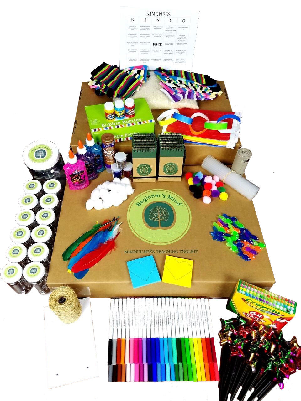 Educational Refill Kit (12 children)