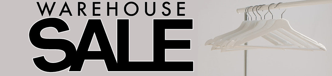 3-Day Warehouse Sale - Visit our Flagship Store or Book a Virtual Shopping Trip