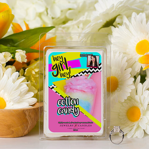 Cotton Candy - Hey Girl Hey! Tarts