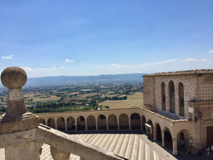 A Mission in Assisi, Italy | Zazzy Bandz