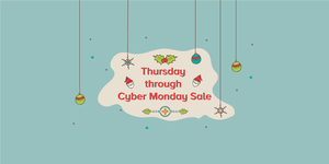 Look for our Thanksgiving Day through Cyber Monday Sale! | Zazzy Bandz