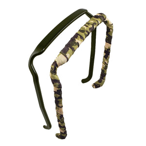 Dark Olive + Camouflage 🌲 Two-Pack - Zazzy Bandz
