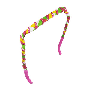 Colored Sails Headband - Zazzy Bandz - hair accessory - curly hair