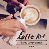 Tropix Latte Art Workshop
