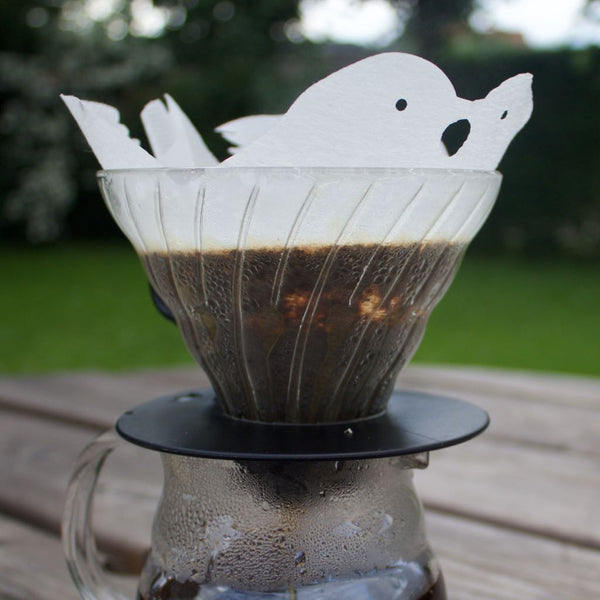 "Hario V60 Filter Paper ""Love Birds"""