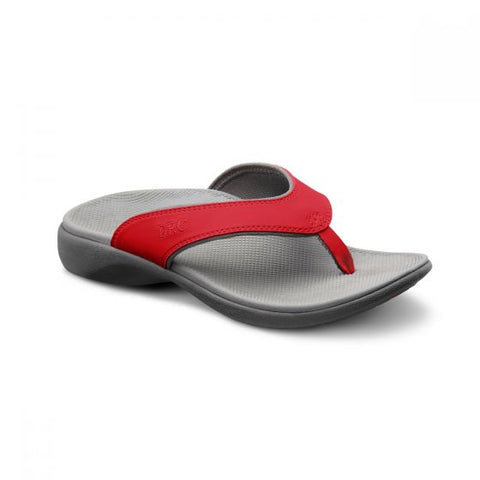 Dr. Comfort Women's Sandals - Shannon - Red