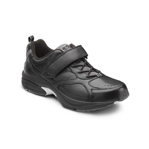 Dr. Comfort Men's Diabetic Shoes - Winner - Black