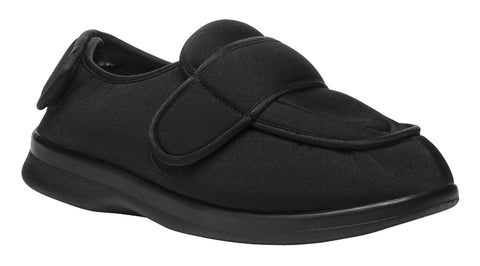 Propet's Men Diabetic Wellness Shoes - Cronus M0095- Black