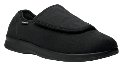 Propet's Men Diabetic Wellness Shoes - Cush 'N Foot M0202- Black
