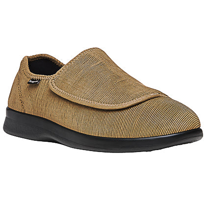 Propet's Men Diabetic Wellness Shoes - Cush 'N Foot M0202- Sand