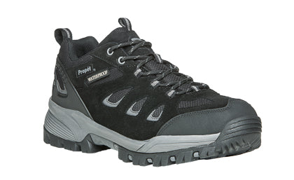 Propet's Men Work Boots- Ridge Walker Low M3598- Black
