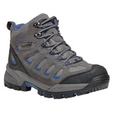Propet's Men Boots- M3599 - Grey/ Blue