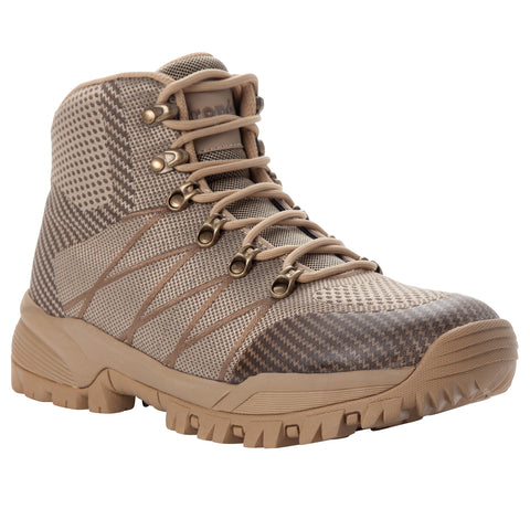 Propet's Men Boots- Traverse MBA042K- Sand/ Brown