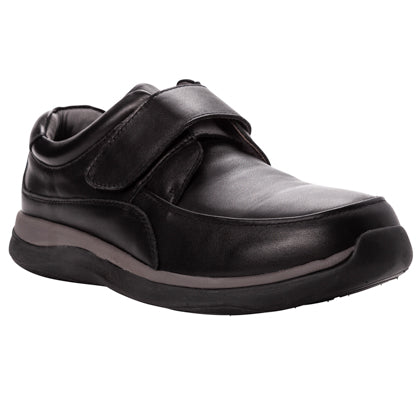 Propet's Men Diabetic Casual Shoes - Parker MCA033L - Black