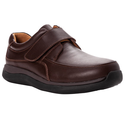 Propet's Men Diabetic Casual Shoes - Parker MCA033L- Brown