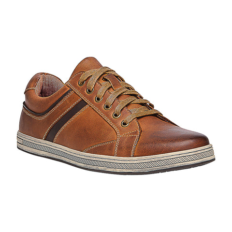 Propet's Men Casual- Lucas MCV012L- Brown
