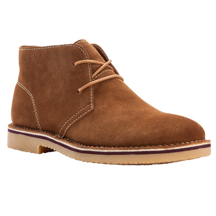 Propet's Men Dress Boots- Findley MCX012S- Tan