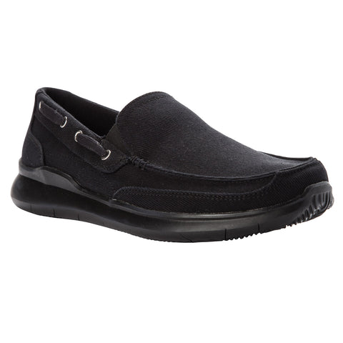 Propet's Men Casual Shoes - Viasol MCX044C - Black