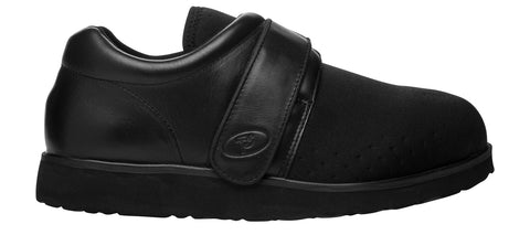 Propet's Men Diabetic Wellness Shoes -PedWalker 3 MPED3 - Black
