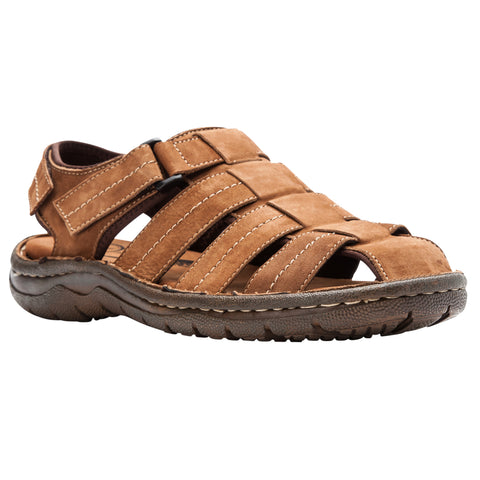 Propet's Men Sandals - Joseph MSO003L-Brown