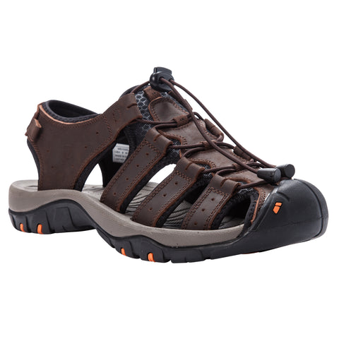 Propet's Men Sandals - Kona MSV002L - Brown