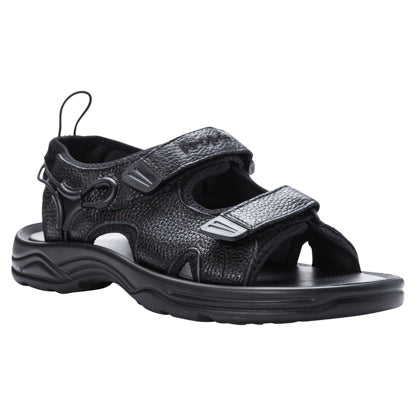 Propet's Men Water Friendly Sandals - SurfWalker II MSV023L-Black