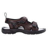 Propet's Men Water Friendly Sandals - SurfWalker II MSV023L-Brown