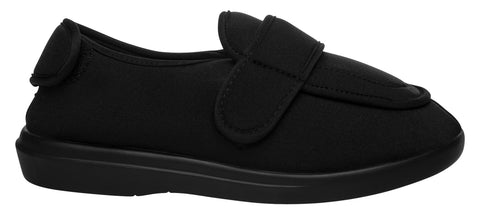 Propet Women's Diabetic Wellness Shoe - Cronus W0095 - Black