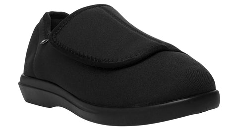 Propet Women Diabetic Shoes- Cush N Foot W0206 - Black