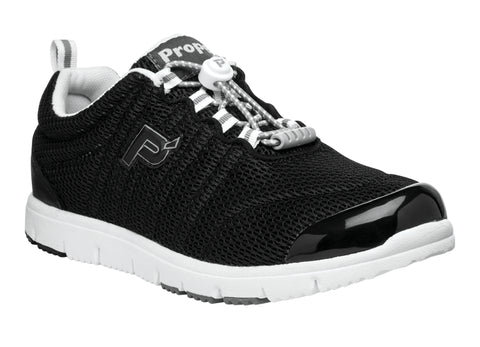 Propet Women Active Shoes - Travelwalker II W3239- Black