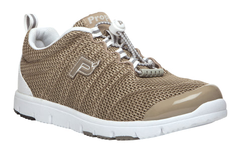 Propet Women Active Shoes - Travelwalker II W3239- Taupe