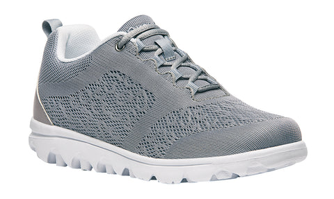 Propet Women's Active Walking Shoe - TravelActiv W5102 - Silver