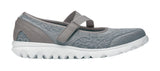 Propet Women's Active Shoe - TravelActiv Mary Jane W5103- Silver