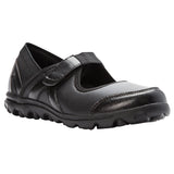 Propet Women Onalee WAA003 - All Black Smooth