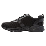 Propet's Women Active Walking Shoes - Stability X- WAA032M - Black