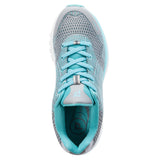 Propet's Women Diabetic Walking Shoes - Propet One WAA102M - Grey/Mint