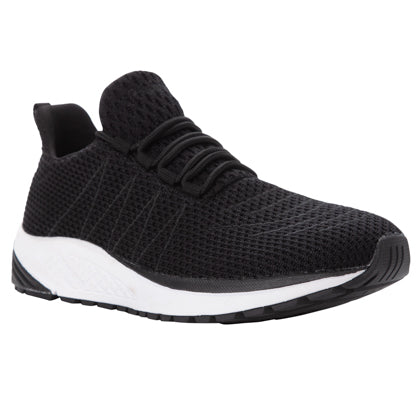 Propet Women Active Shoes - Tour Knit WAA112M - Black