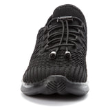 Propet Women Diabetic Active Shoe - TravelBound WAA132M - Black