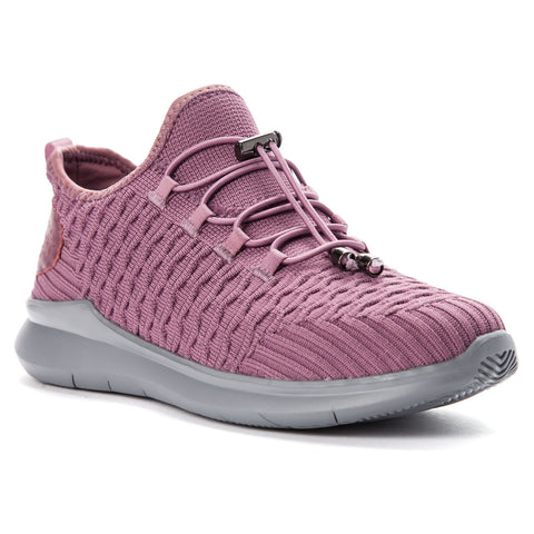 Propet Women's Sneaker Travelbound - WAA132M - Crushed Berry