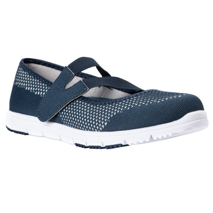 Propet Women's Active TravelWalker Evo Mary Jane - WAT063M - Cape Cod Blue