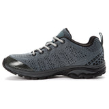 Propet Women's Outdoor Petra- WBA032M- Dark Grey/ Black