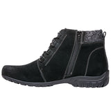 Women Delaney WFV002S - Black Suede