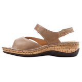 Propet Women's Sandals- Jocelyn WSO003L - Khaki