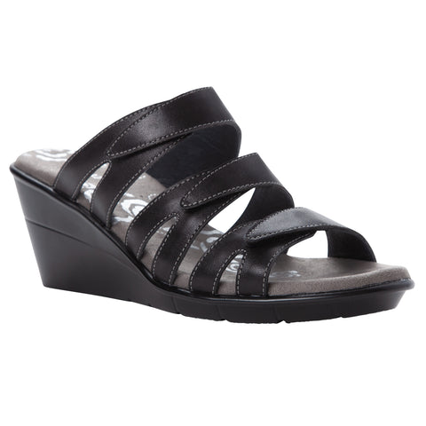 Propet Women's Sandals- Lexie-WSX041L- Black
