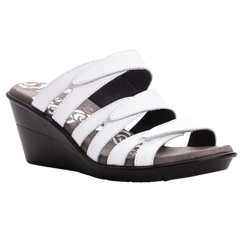 Propet Women's Sandals- Lexie-WSX041L- White