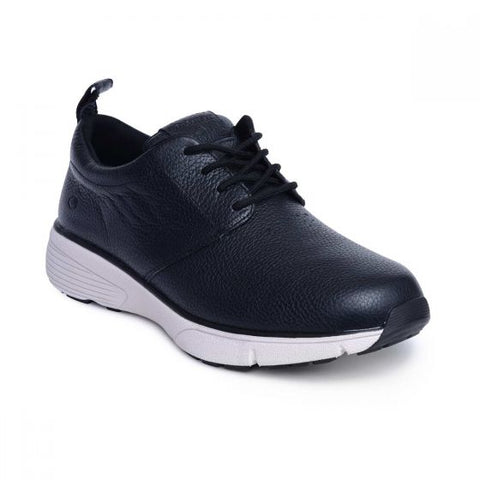 Dr. Comfort Men's Casual Shoe - Roger - Black