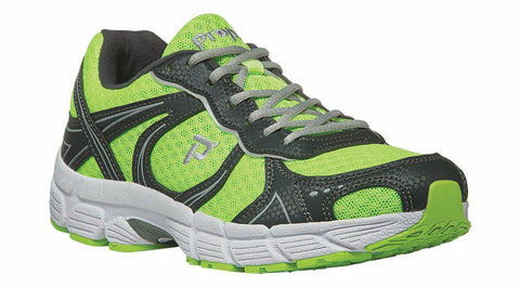 Propet Women's Active Shoe - XV 550 W6036- Lime/Black