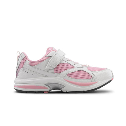 Dr. Comfort Women's Athletic Diabetic Shoe - Victory - Pink