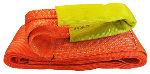 Towing Recovery Straps